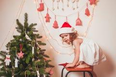 Humeur de temps de Noël Photos stock