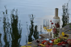 Humeur romantique Image stock
