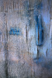 Humid plywood. Humid blue plywood as background Stock Images
