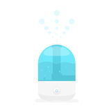 Humidifier for home Royalty Free Stock Photos