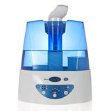 Humidifier with ionic air purifier isolated Stock Photos