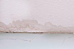 Humidité de plafond photo stock