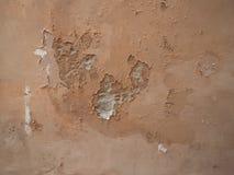 Humidité humide sur le mur image libre de droits