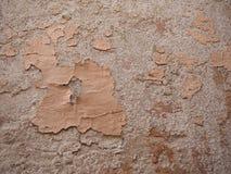 Humidité humide sur le mur photos stock