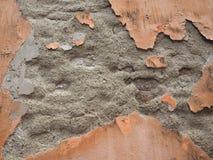 Humidité humide sur le mur image stock