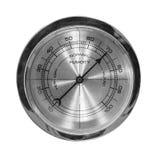 Humidity Meter Isolated Stock Photo