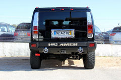 Hummer Royalty Free Stock Image