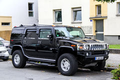 Hummer H2 Royalty Free Stock Image