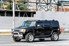 Hummer H2 Royalty Free Stock Images