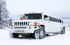 Hummer H3 Royalty Free Stock Images
