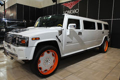 Hummer Longbo Stock Photo