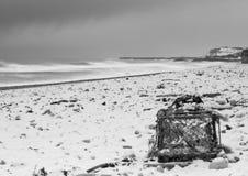 Hummer-Strand stockfoto
