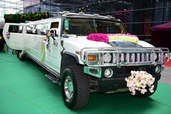 A Hummer Royalty Free Stock Images
