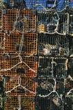 Hummerblockeringar Arkivbild
