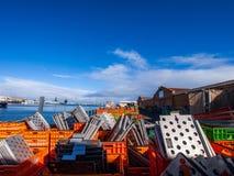 Hummerfabrik Australien Arkivfoto