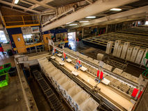 Hummerfabrik Australien Royaltyfri Foto