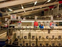 Hummerfabrik Australien Arkivbilder