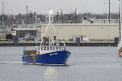Hummerfartygriktning Fotografering för Bildbyråer