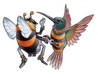 Hummingbird_5 Stock Afbeeldingen
