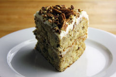 Hummingbird Cake Royalty Free Stock Image
