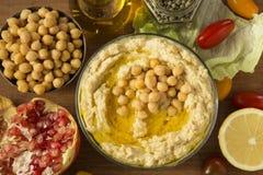 Hummus στοκ φωτογραφία