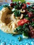 Hummus στοκ εικόνες με δικαίωμα ελεύθερης χρήσης