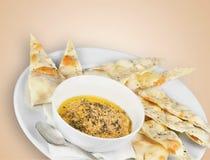 Hummus Стоковые Изображения RF