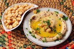 Hummus Image libre de droits
