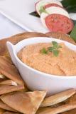 Hummus Stock Image