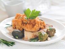 Hummus Royalty Free Stock Image