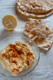 Hummus Stock Photography