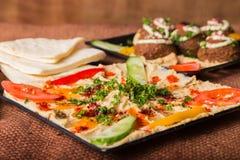 Hummus Стоковое Изображение
