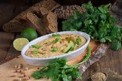 Hummus Στοκ Εικόνες