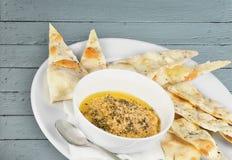 Hummus Стоковые Фото