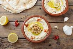 Hummus imagem de stock royalty free