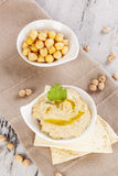 Hummus. Royalty Free Stock Photo