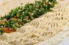 Hummus Fotos de archivo libres de regalías