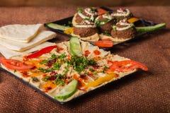 Hummus Royalty Free Stock Photo