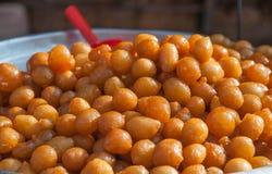 Hummus matto Fotografie Stock