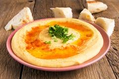 Hummus Stock Photography