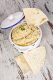 Hummus. Stock Photos