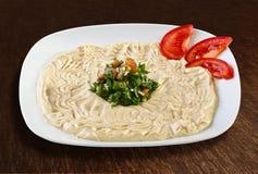 Hummus Royalty Free Stock Images