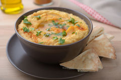 Hummus Stock Images