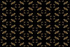 Humo abstracto Art Pattern Foto de archivo libre de regalías