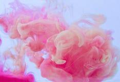 Humo del color Fotografía de archivo libre de regalías