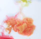Humo del color Imagenes de archivo