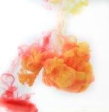 Humo del color Fotos de archivo libres de regalías