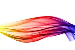 Humo del color Imagen de archivo