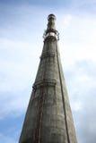 Humo-desviación de la torre Foto de archivo