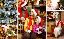 Humor de la Navidad Imagen de archivo libre de regalías